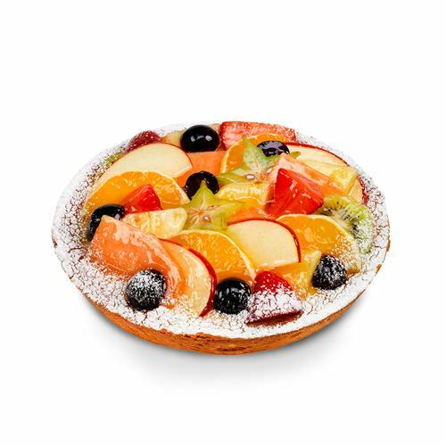 Croûte fruits frais - 6 pers.