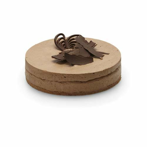 Bavarois chocolat - 6 pers.