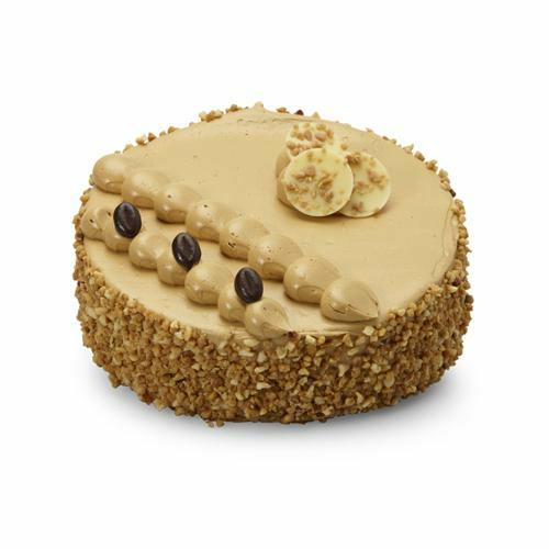 Biscuit moka - 6 pers.