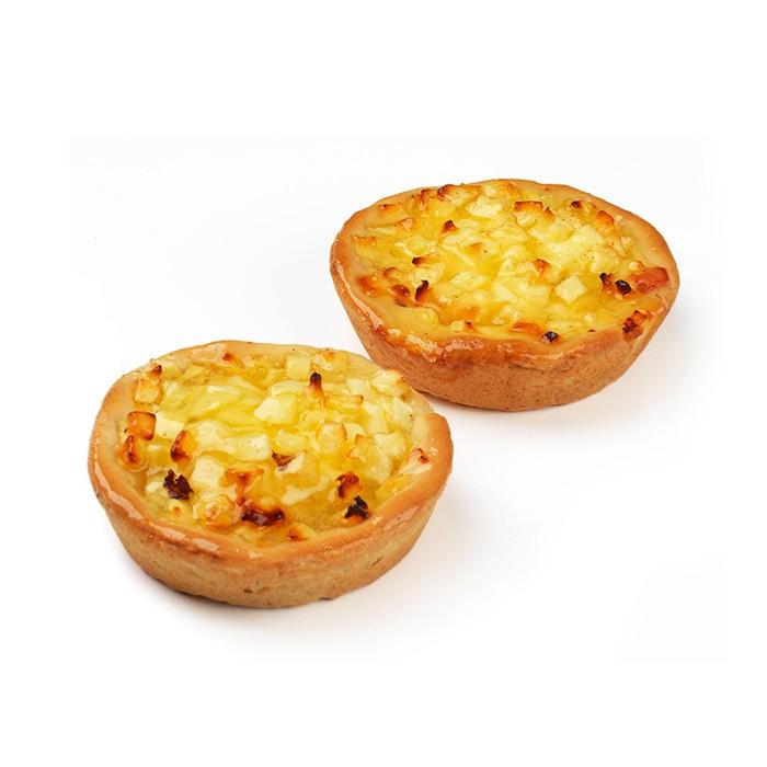 Tartelette pommes - 2 pc.