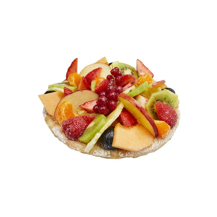 Tarte aux fruits pâte feuilletée - 6 pers.