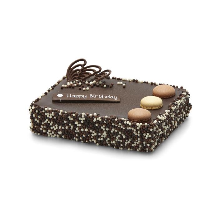 Gâteau d'anniversaire chocolat - 8 pers.